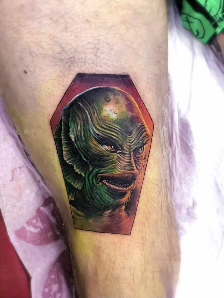 Black Lagoon Tattoo